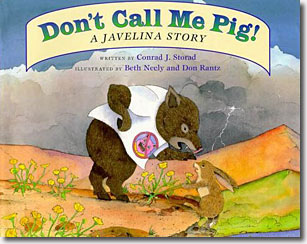 Don't Call Me Pig! — A Javelina Story